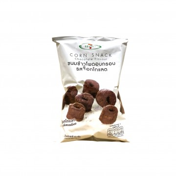 7-11 SELECT - CORN SNACK (CHOCOLATE FLAVOUR) 63G