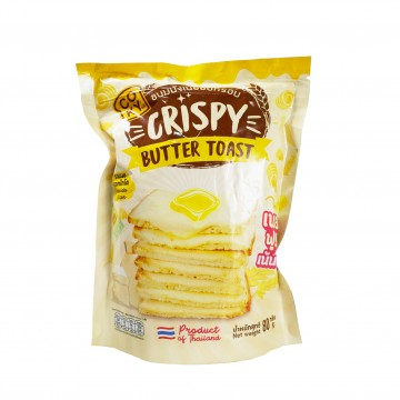 COKY - Cripsy Butter Toast (Hokkaido Butter) 80g