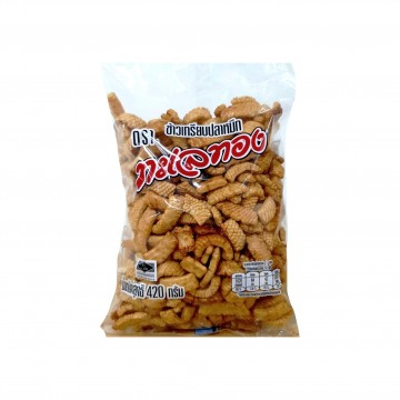 CUTTLEFISH CRACKERS (BIG PACK) 420G