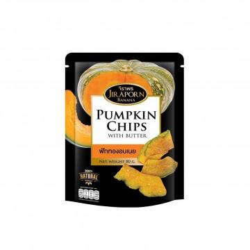 JIRAPORN - Pumpkin Chips 80g
