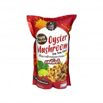 VEGET CHRISP - Crispy Deep Fried Oyster Mushroom (Tomyum) 50g